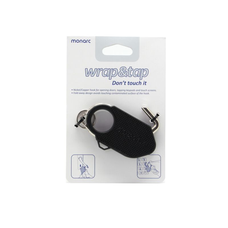 Monarc Wrap & Tap -  black