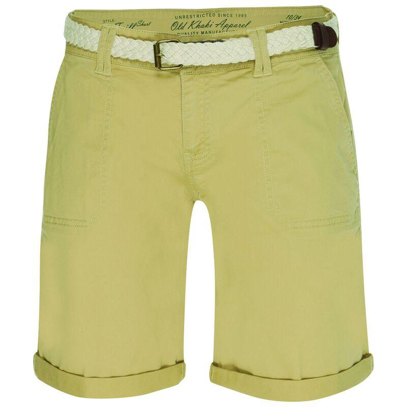 Callia Women's Belted Short  -  lightkhaki
