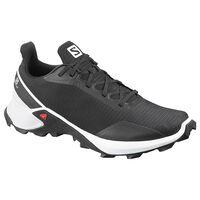 Salomon Men's Alphacross Shoe  -  black-white