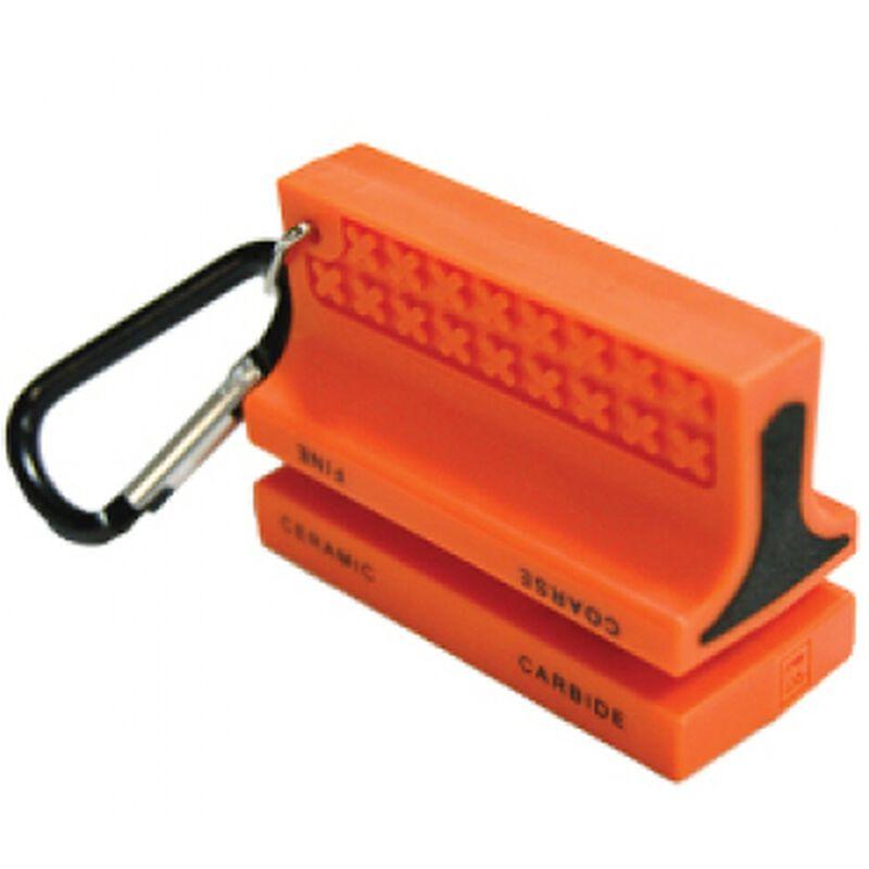 UST Ceramic Knife Sharpener -  orange