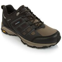 K-Way Men's Edge 2 Shoe  -  khaki-black