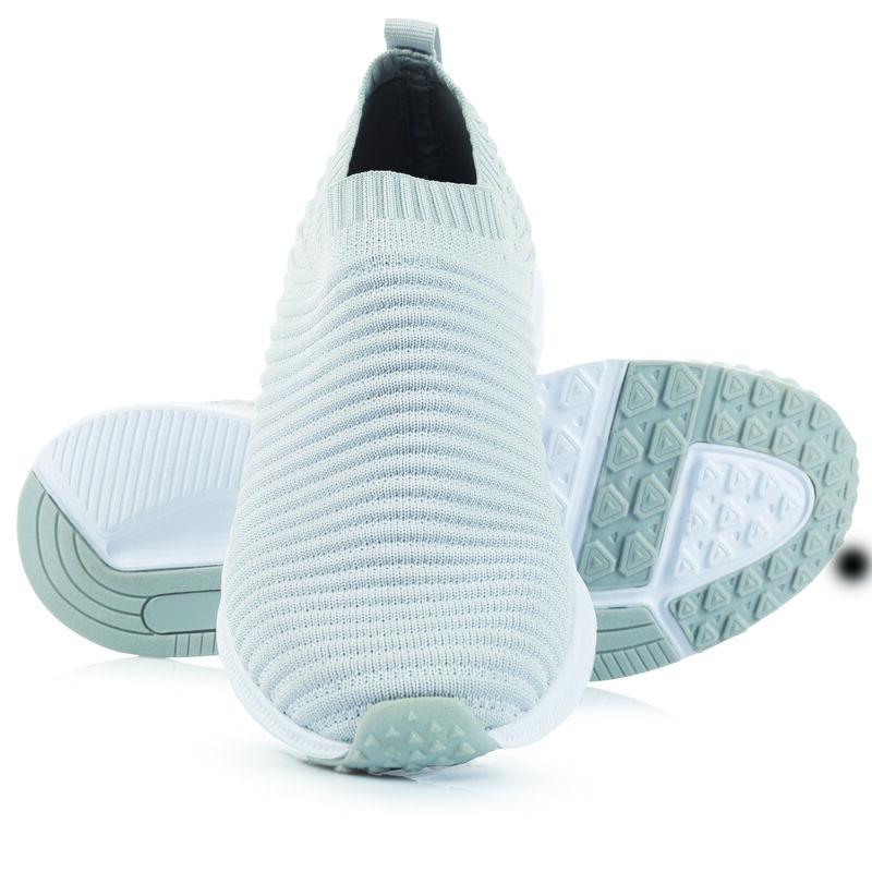Old Khaki Women's Cami Sneaker  -  grey-white