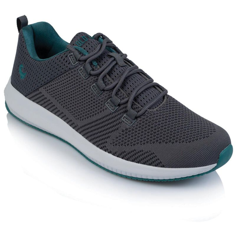 Old Khaki Men's Steve 2.0 Sneaker -  grey