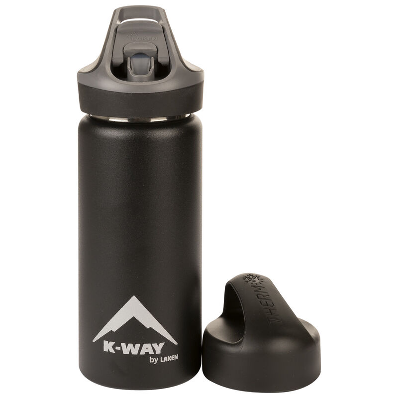K-Way 500ml Thermo Bottle -  black