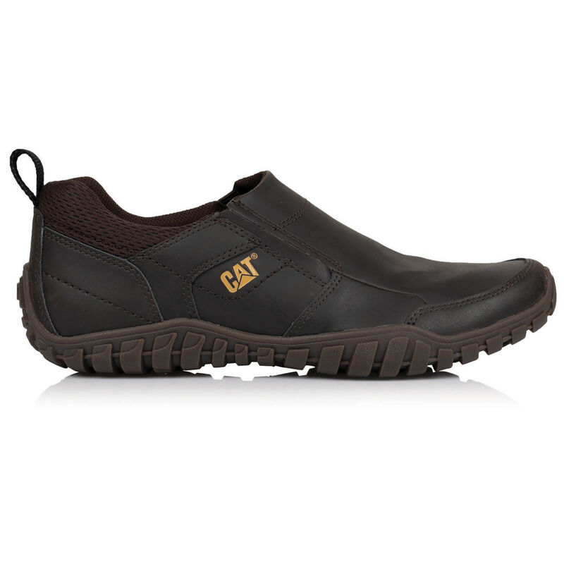 Caterpillar Men's Opine Shoe -  brown-brown