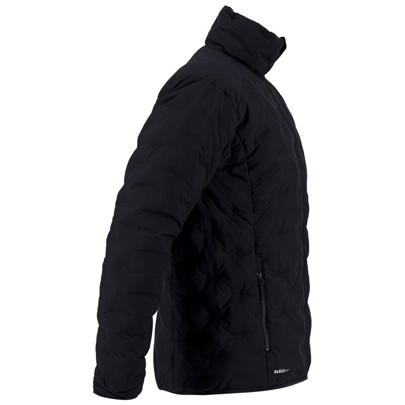 K-Way Makalu Men's Down Jacket -  black-black