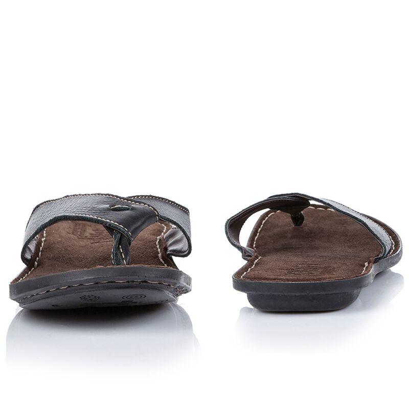 Tsonga Men's Tslops Thong  -  black