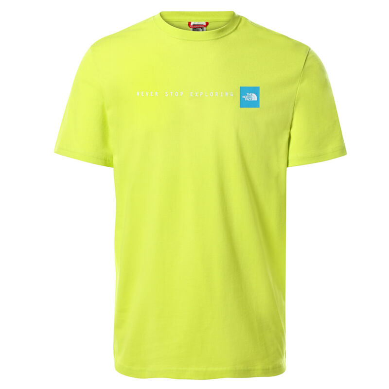 The North Face Men's 'Never Stop Exploring' T-Shirt -  c69