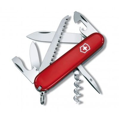 Victorinox Camper 13 Function Pocket Knife