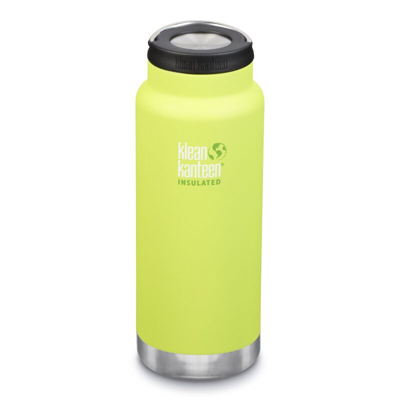 Klean Kanteen TKWide 32oz Bottle -  lime