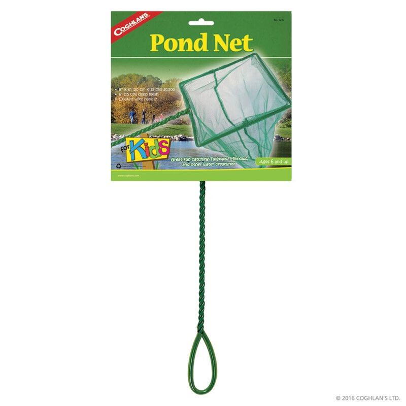 Coghlans Kids Pond Net -  nocolour
