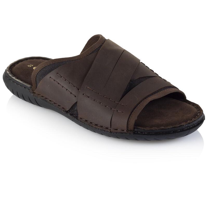 Cape Union Men's Bowie Sandals -  chocolate