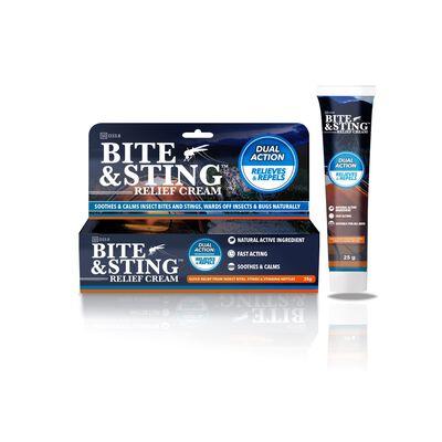 Bite & Sting Relief Cream
