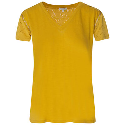 Old Khaki Women's Mercy Anglaise T-Shirt
