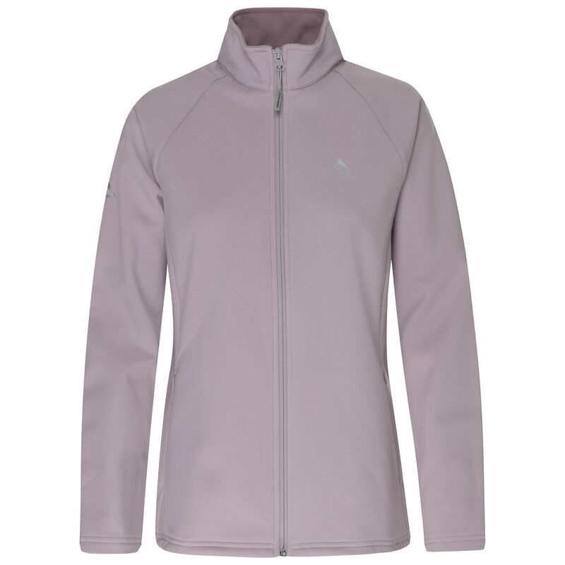 K-Way Women's Mira'19 Softshell Jacket -  dustypink