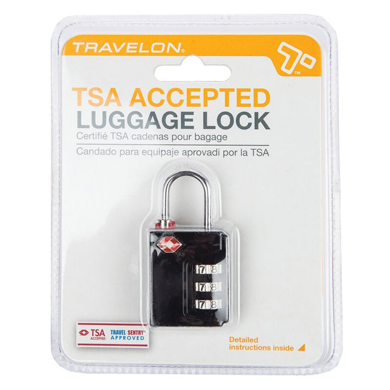 Travelon TSA accepte -  black