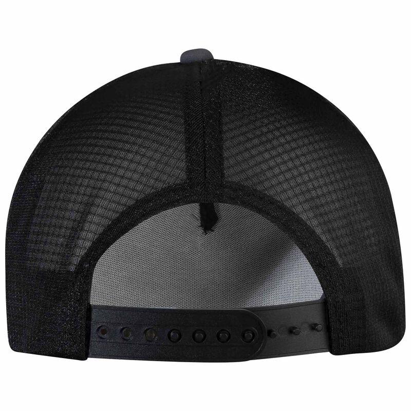 K-Way Blaze Trucker Cap -  charcoal-black
