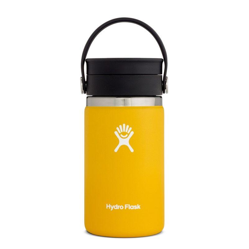 Hydroflask 354ml Wide Mouth Flex Sip Lid Coffee Mug -  yellow