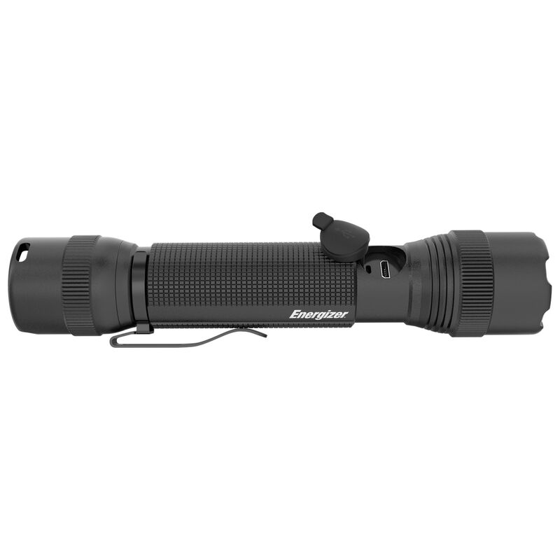 Energizer® Tactical 700 Lumen Rechargeable Torch -  black