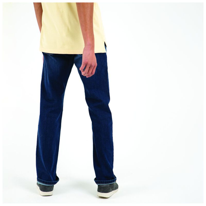 Old Khaki Men's Jordy Straight Leg Denims -  midblue