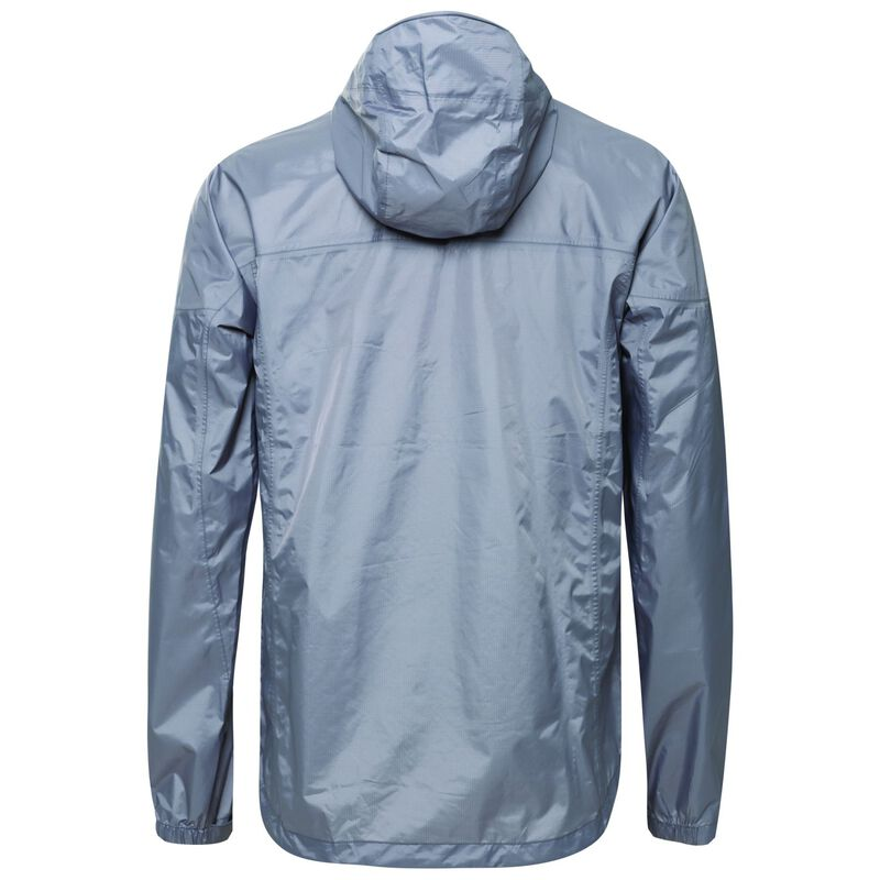 K-Way Men's Rainstorm Jacket -  grey