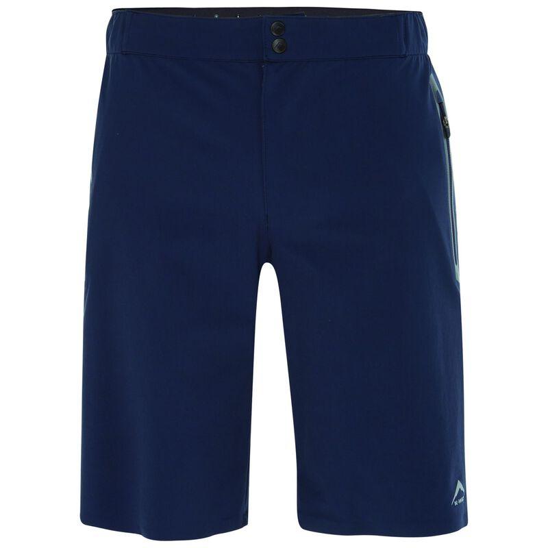 K-Way Men's Zuki Stretch Shorts  -  navy