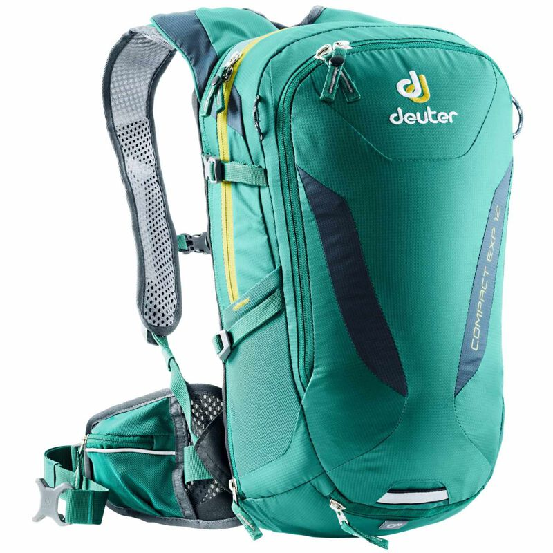 Deuter Compact EXP 12 Bike Backpack -  blue