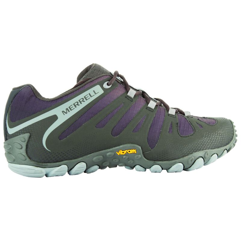 Merrell Men's Chameleon 2 Flux Hiking Shoe -  graphite-grey