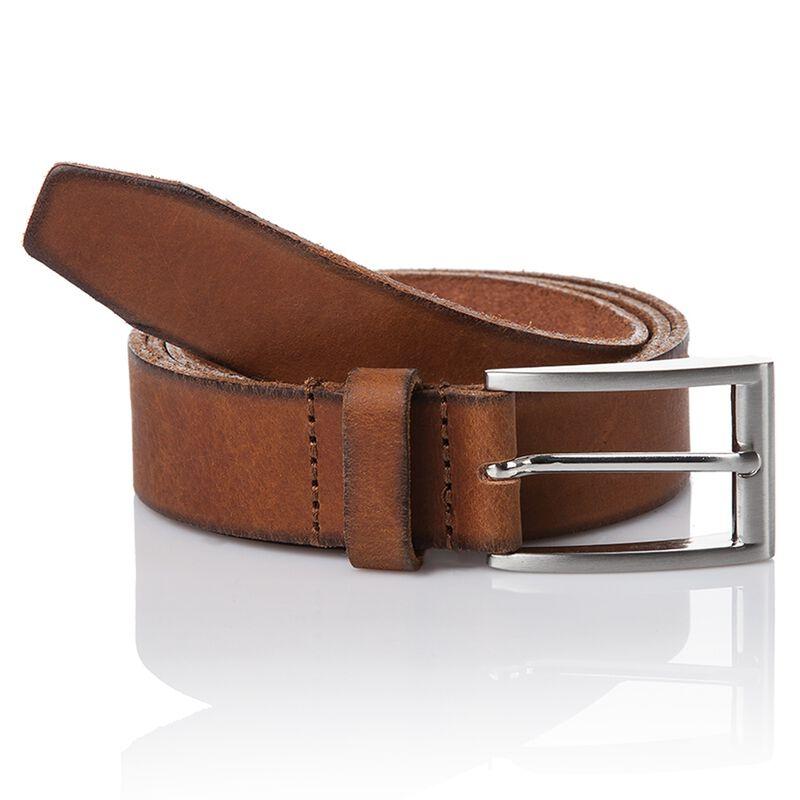 Arthur Jack Edison Leather Belt -  tan