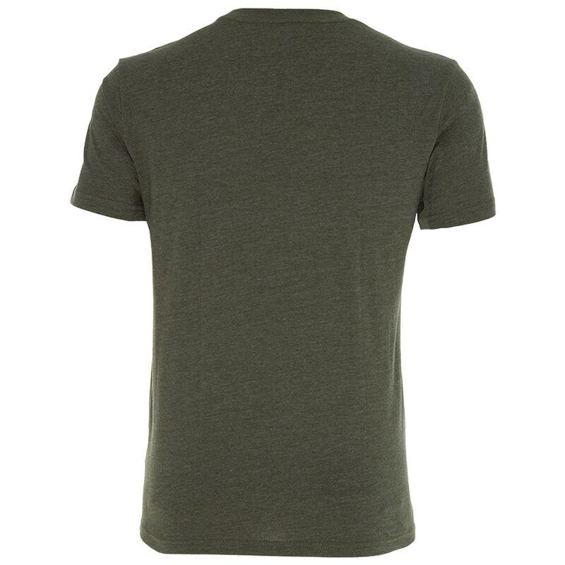 CU & Co Men's Rhino T-Shirt -  olive