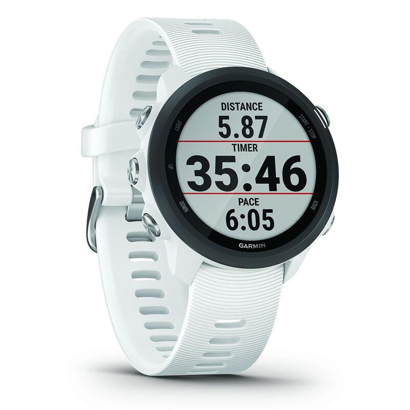 Garmin Forerunner 245 Music Watch -  white