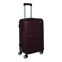 K-Way Spinner 2 Medium Luggage Bag -  burgundy