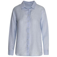 Rare Earth Ginger Blouse -  blue