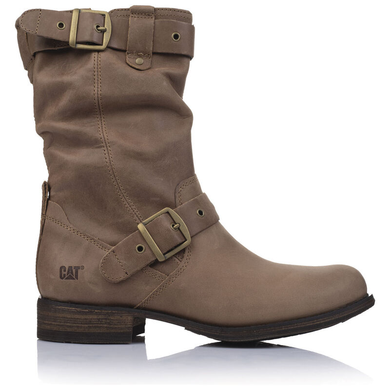 Caterpillar Women's Midi Boots -  tan