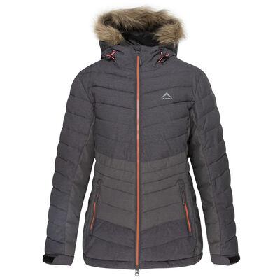 K-Way Women's Glacier Ski Jacket