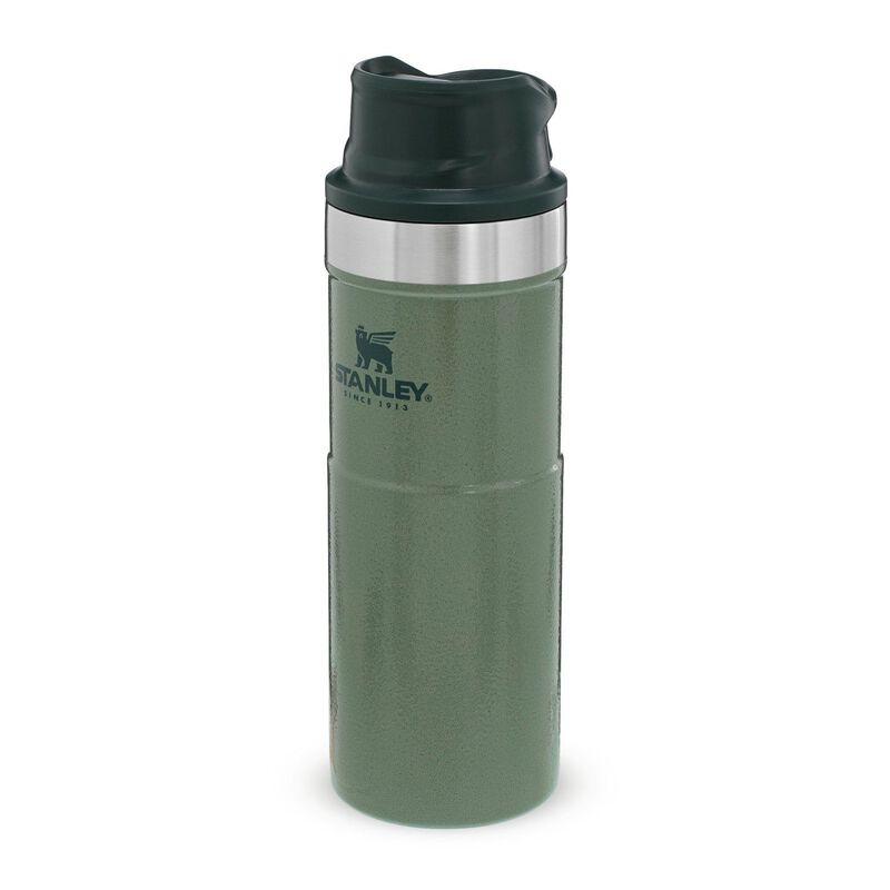 Stanley 0.47ml Trigger Action Mug  -  green