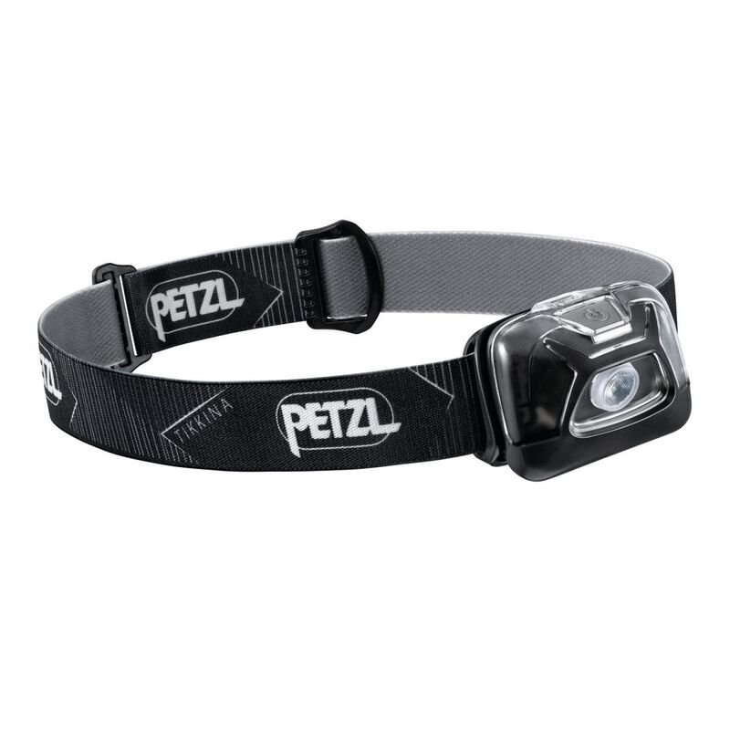 Petzl Tikkina 250 Lumen Headlamp -  black