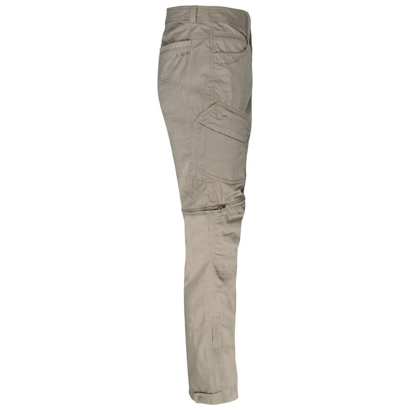 K-Way Men's Explorer Gorge Trouser -  khaki