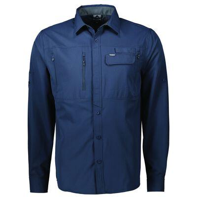 K-Way Men's Explorer Tredou Long Sleeve Shirt
