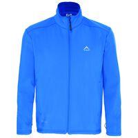 K-Way Men's Felixx Softshell Jacket -  blue