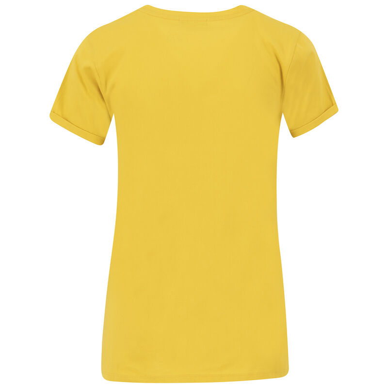 Old Khaki Women's Montana Call-Out T-Shirt -  yellow