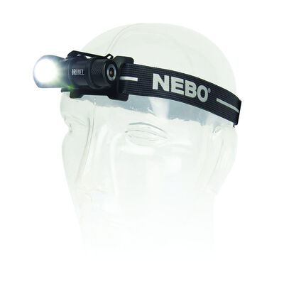 Nebo Rebel 600 Rechargeable Headlamp