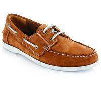 Arthur Jack Men's Martin Shoe  -  tan-white