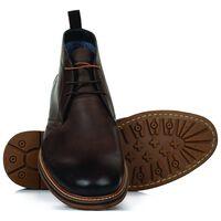 Arthur Jack Men's Merrick Boot -  chocolate