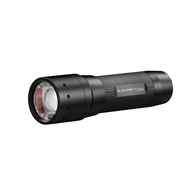 LED Lenser P7 Core Torch -  black