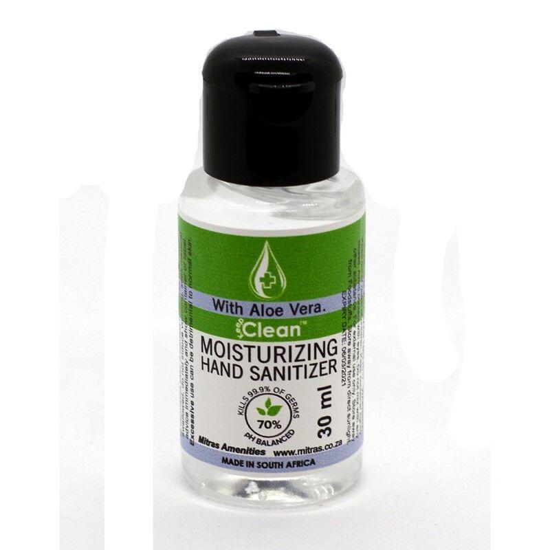Keep Clean 30ml Hand Sanitiser -  nocolour