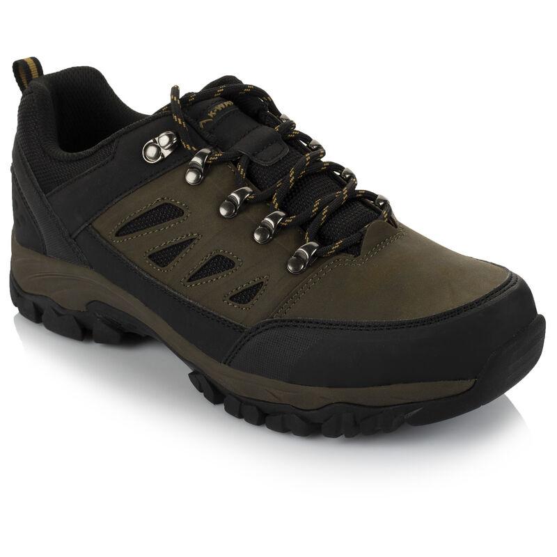 K-Way Men's Nova Shoe -  olive-black