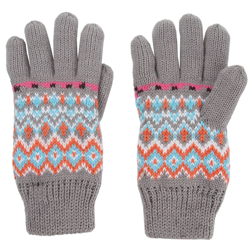 K-Way Kids Frosty Glove -  charcoal-assorted