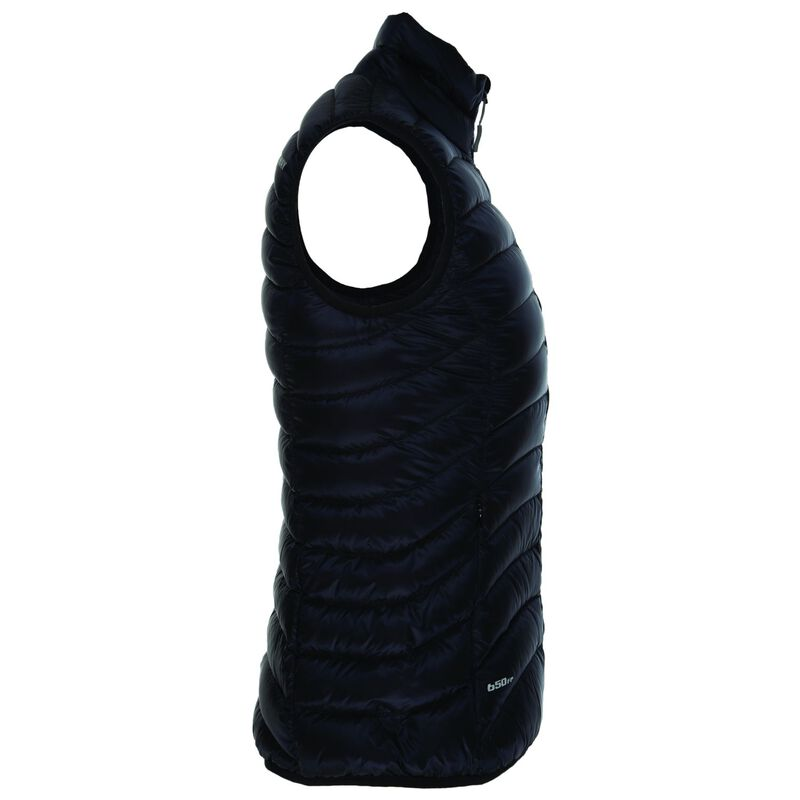 K-Way Women's Bella '18 Down Vest -  black-black