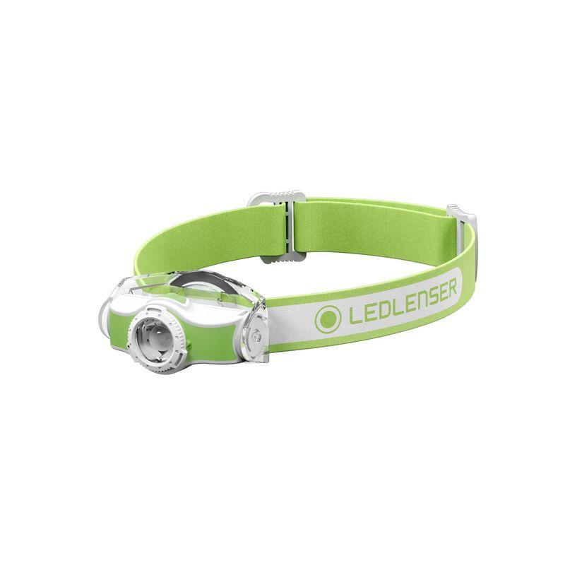 Ledlenser MH3 Headlamp -  green
